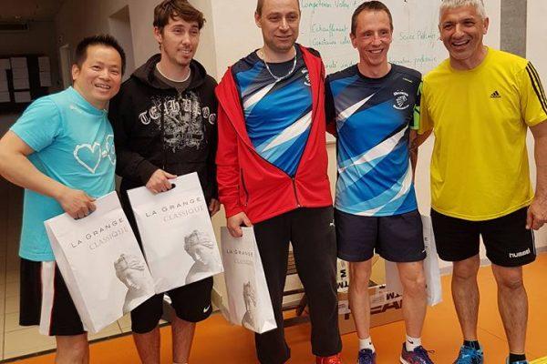 1er tournoi de Florensac : 2 places de finaliste pour l'ABSR