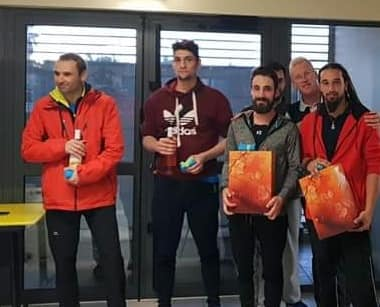 Tournoi de Toreille les 24 et 25 novembre 2018