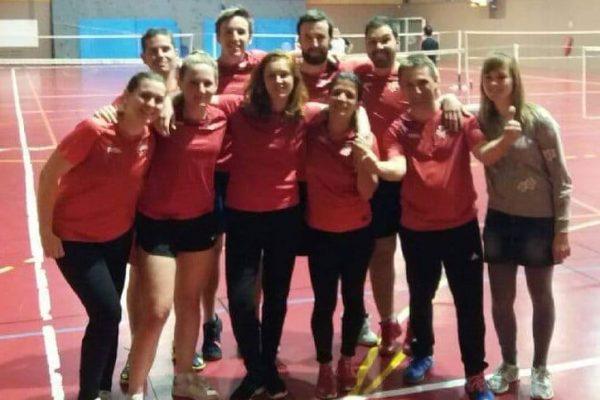 Interclub ABSR 5 – Bessan. Victoire 3-2.
