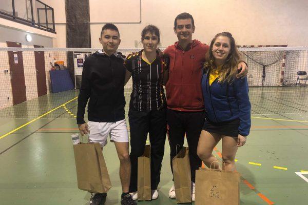 Tournoi par équipes de Juvignac